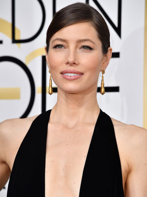 JESSICA BIEL in Neil Lane