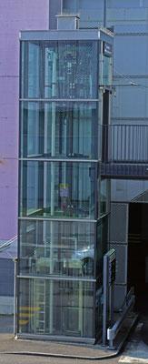 Lifttürme Centermall Tivoli