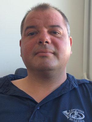 Yohann Vincent, secrétaire
