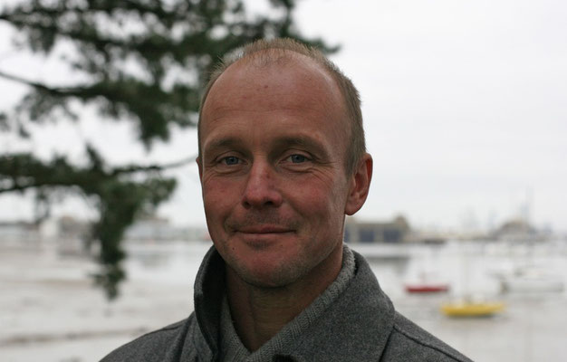 Sébastien Sémelin, vice président et vidéaste