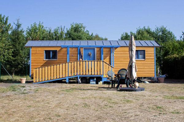 Tiny Houses Mini Haus Auf Rädern Holzbau Pletz