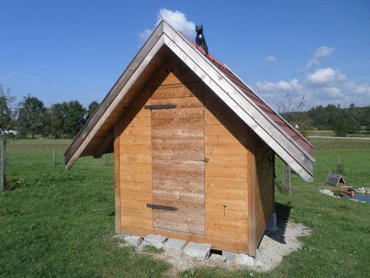 h hnerstall mobiles h hnerhaus kaufen holzbau pletz. Black Bedroom Furniture Sets. Home Design Ideas