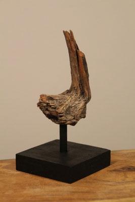 Treibholz Schwemmholz Skulptur