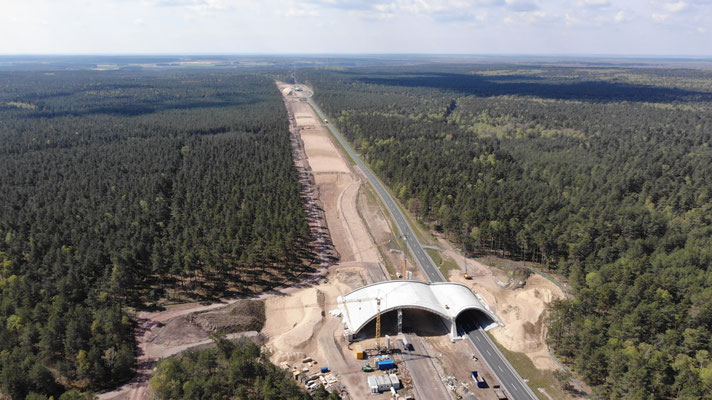 Bilder Vogelflug_Bau A14 durch die Altmark_03_Mai 2021