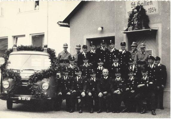 90 Jahre 1963
