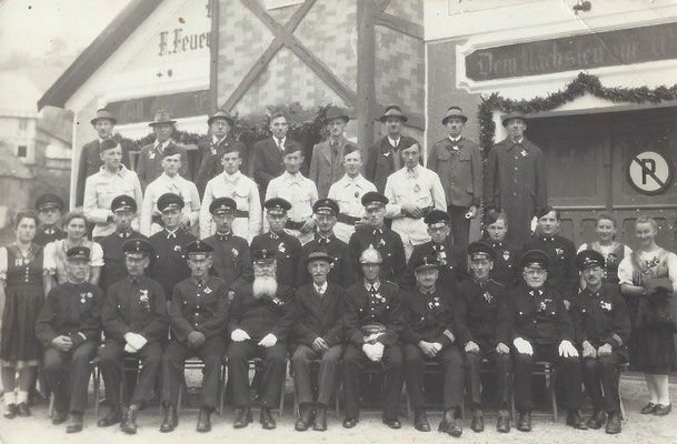 80jähriges Gründungsfest 1953