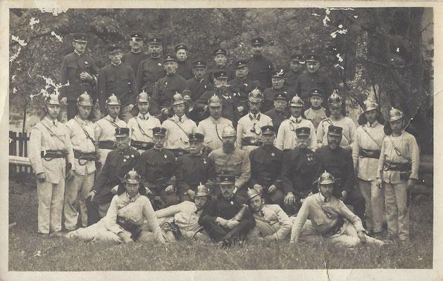 50jährige Gründungsfest 1923