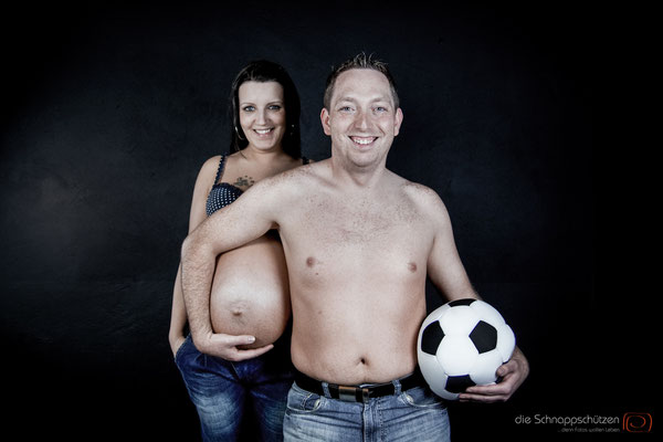 it´s a boy | Babybauchfotos Köln | die Schnappschützen
