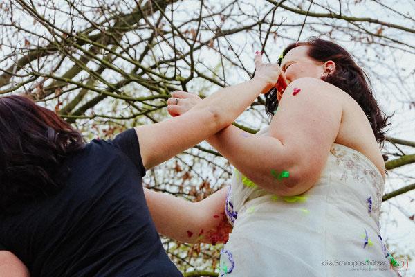 #trashthedress #holipuler #fotografkoeln #hochzeitsfotografkoeln - (c) die Schnappschützen