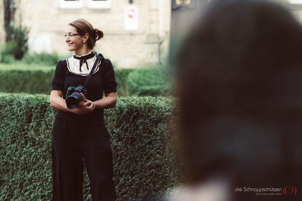 auch wir #Fotografen kamen passend gekleidet | (c) die Schnappschützen | www.schnappschuetzen.de