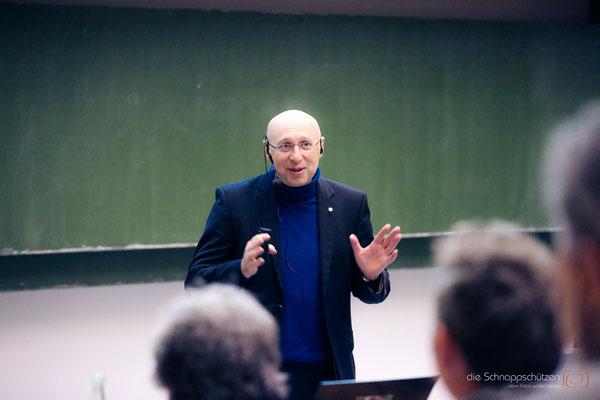 #Nobelpreisträger Stefan W. Hell | Crossroads of Biology 2016 | Universität Köln | (c) die Schnappschützen