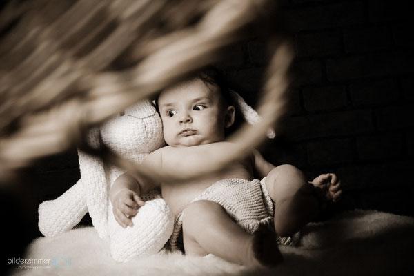 lebendige Babyfotos im Studio / (c) die Schnappschützen