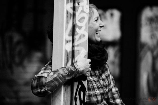 Portraitserie mit der Kölner Fotografin Miriam Cieslik | Fotos: Sandra Jardin | www.schnappschuetzen.de