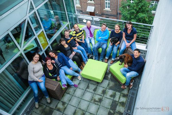 Nettraders Bonn | Mitarbeiterportraits | die Schnappschützen