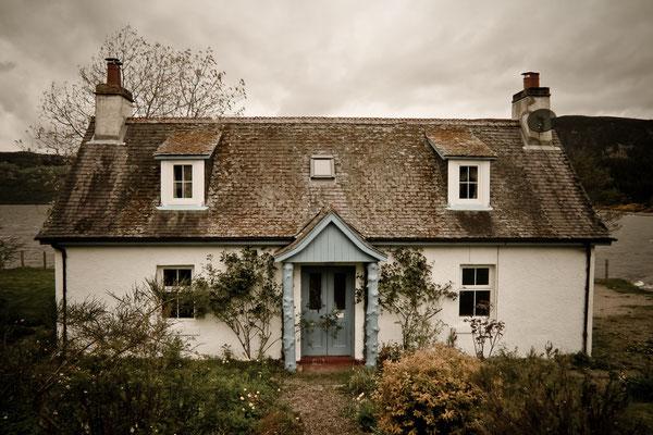 #Schottland - Haus in Schottland