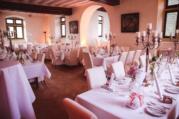 Hochzeitsreportage auf Schloss Schönborn - (c) die Schnappschützen