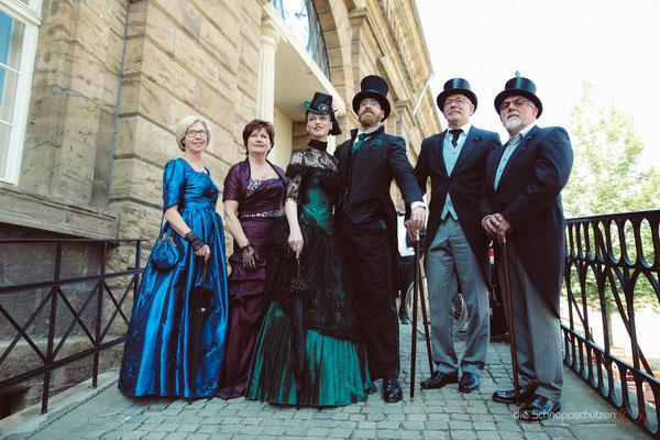 Mottohochzeit | Preußen-Hochzeit auf Schloss Bückeburg | (c) die Schnappschützen | www.schnappschuetzen.de