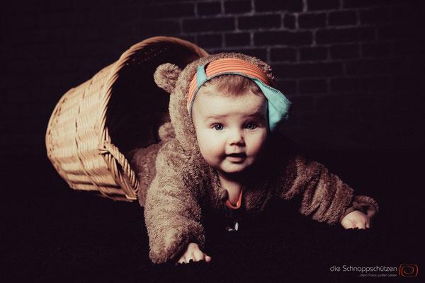 lebendige Babyfotos | (c) die Schnappschützen