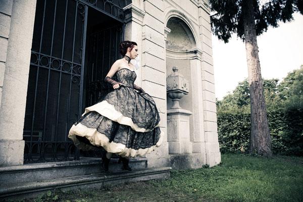 Viktorianische Hochzeit | Mottohochzeit | (c) die Schnappschützen - www.schnappschuetzen.de