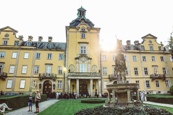 #Preußenhochzeit auf Schloss #Bückeburg | (c) die Schnappschützen | www.schnappschuetzen.de