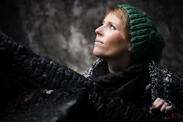 #lostplace  | Portraitshooting mit Miriam Dierks | (c) die Schnappschützen | www.schnappschuetzen.de