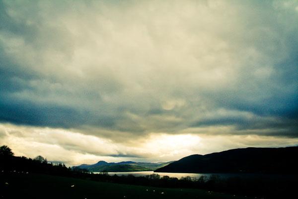 #Schottland - #Loch Ness