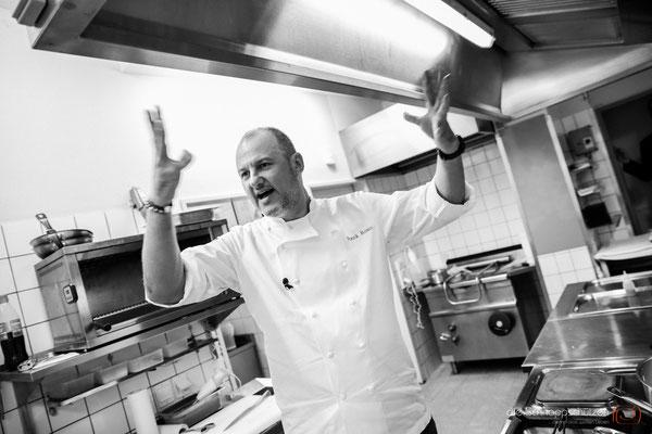 Frank Rosin und seine Hells Kitchen #frankrosin #hellskitchen | die Schnappschützen