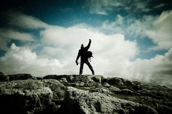 #Schottland - Highlander sein am Clach MhacLeoid - Macleod´s Stone