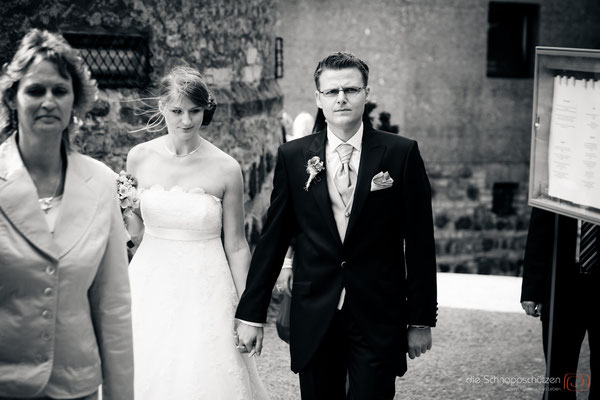 die Schnappschützen: Brautpaarshooting