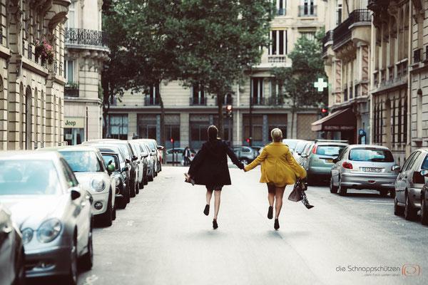 Model-Shooting in Paris | (c) die Schnappschützen | www.schnappschuetzen.de