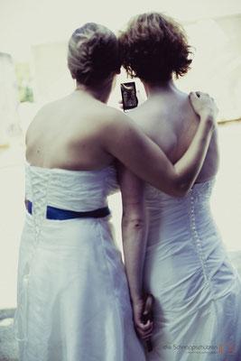Trash the Dress | Thema: Thelma & Louise reloaded | die Schnappschützen