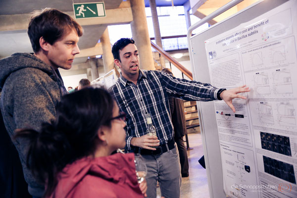Crossroads of Biology 2016 | Universität Köln | (c) die Schnappschützenf Biology 2016 | Universität Köln | (c) die Schnappschützen