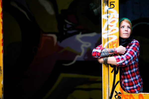 #lostplace  | Portraitshooting mit Miriam Cieslik | (c) die Schnappschützen | www.schnappschuetzen.de