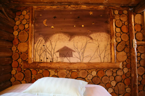 Was man vom Bett aus sieht - Vogesen Frankreich - reiseblog by Schnappschützen - www.schnappschuetzen.de