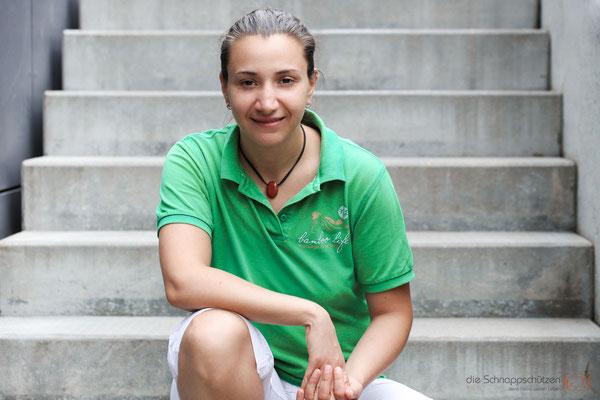 Michela, Inhaberin von Bamboolife in Köln #bamboolife #ossendorfbad #massagenköln #www.bamboo-life.info | (c) die Schnappschützen