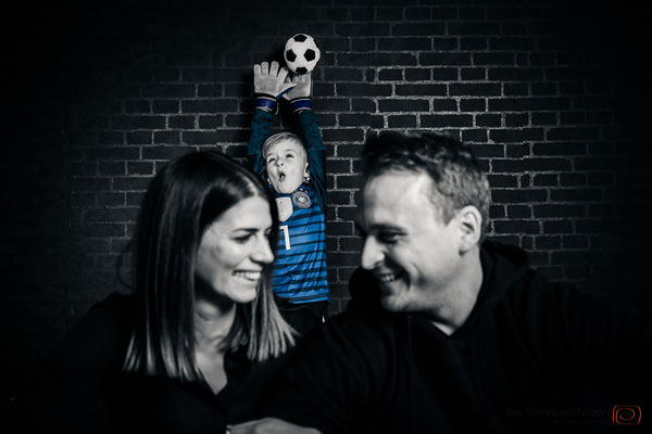 #familienfotos #kinderfotos #fotostudioköln #familienshooting #manuelneuer | (c) die Schnappschützen