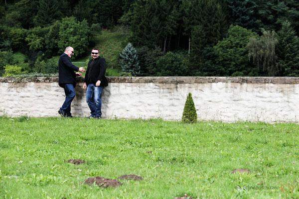 Hochzeit in der Eifel von den Hochzeitsfotografen-Köln : die Schnappschützen