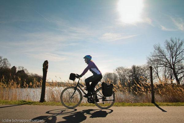 Elberadweg Pretzsch - Elster - Wittenberg | Reiseblog by (c) die Schnappschützen
