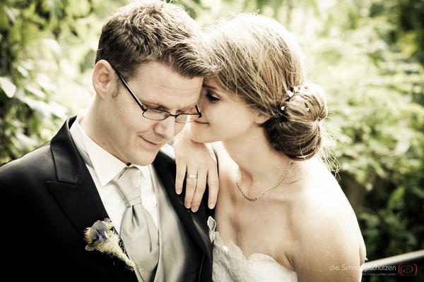 Hochzeitsshooting mit den Schnappschützen