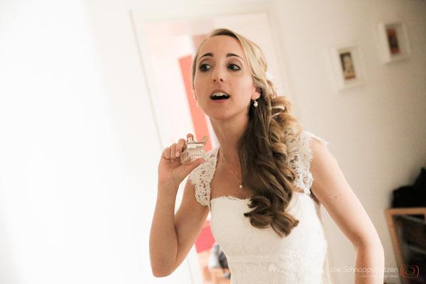 #Brautstyling | (c) die Schnappschützen | www.schnappschuetzen.de