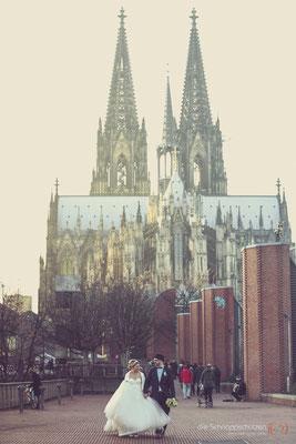 #Hochzeitsfotografie Köln | (c) die Schnappschützen