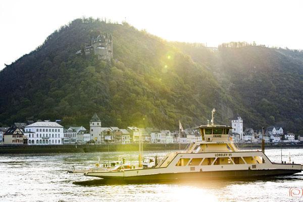 Guten Morgen Sankt Goarshausen #Sankt Goar #Sankt Goarshausen #Loreley #oberes Mittelrheintal #Unesco Welterbe #Rhein #heiratenindeutschland #hochzeitslocations | (c) die Schnappschützen