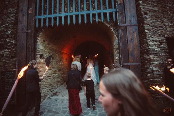 #Hochzeit auf der #Ehrenburg Boppard | (c) die Schnappschützen