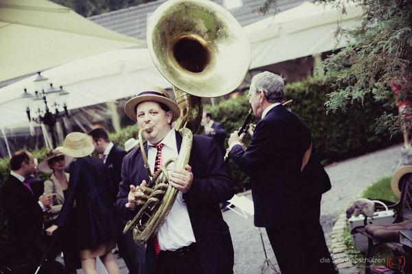 Dixieland Band Lutz Eikelmann | die Schnappschützen