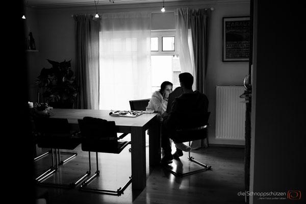 #gettingready #brautstyling #hochzeitsfotografie | (c) die Schnappschützen