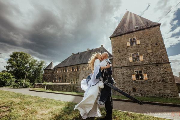 Mittelalterhochzeit