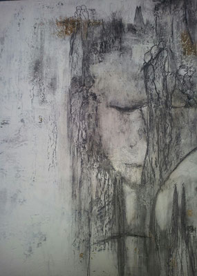 Acryl auf Leinwand/70x90 cm