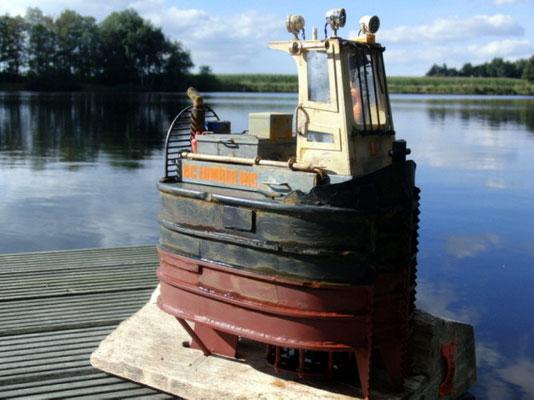 "Boomboat ""BC LUMBER II"" Eigner: Michael Lewitzki"