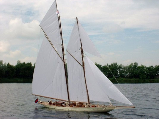 "Krupp Privatyacht ""Germania I"""