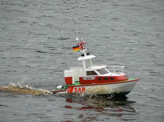 """Seenotrettungsboot """"Hecht"""""""
